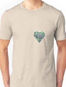 Hardwired Heart Unisex T-Shirt