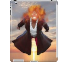 Devlin De Marco - Flame On. iPad Case/Skin