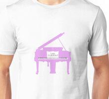 Fabulous Piano- High School Musical Unisex T-Shirt