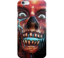 Molten Skull  iPhone Case/Skin