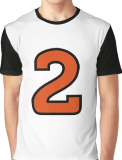 Sport Number 2 Two Graphic T-Shirt