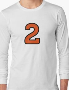 Sport Number 2 Two Long Sleeve T-Shirt