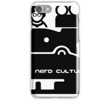 Nerd Hippo Splash iPhone Case/Skin