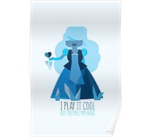 I Play It Cool Poster