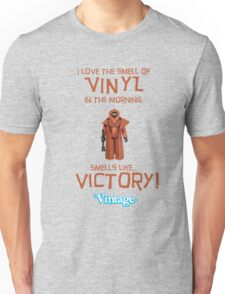 Vintage STAR WARS Vinyl Caped Jawa Kenner Style Action Figures Unisex T-Shirt