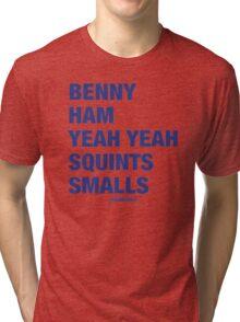 The Sandlot Squad Tri-blend T-Shirt