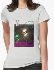 Heavens 1 Womens Fitted T-Shirt
