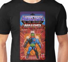 MONSTERS OF THE UNIVERSE - MAN-E-PARTS Unisex T-Shirt