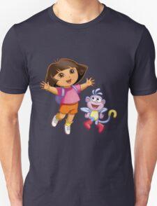Dora The Explorer Unisex T-Shirt