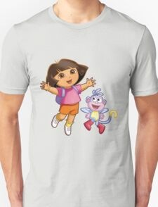 Dora The Explorer Unisex T-Shirt