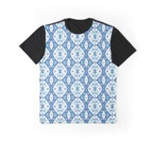 Little Blue Rower Graphic T-Shirt