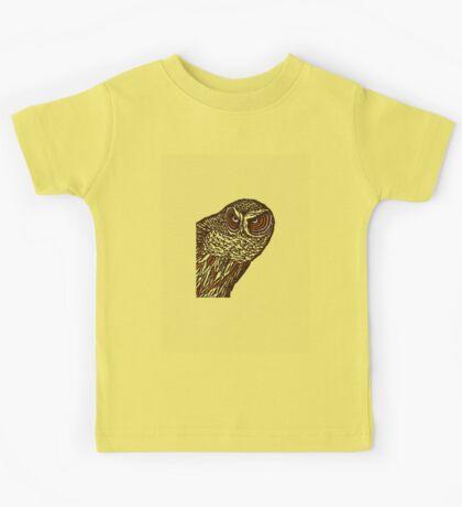 Brown Owl Kids Tee
