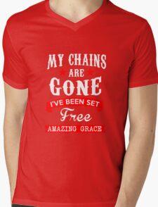 my chains Mens V-Neck T-Shirt