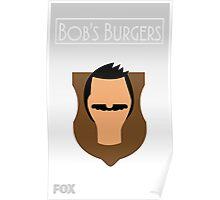 Bobs Burgers: Bob Poster