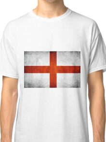 England Flag - St Georges Classic T-Shirt