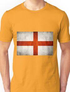 England Flag - St Georges Unisex T-Shirt