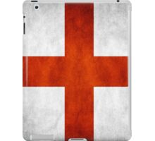 England Flag - St Georges iPad Case/Skin