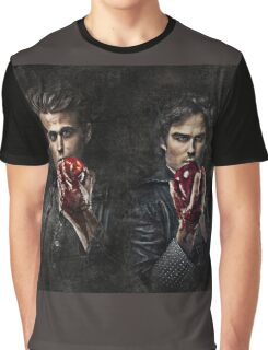 The Salvatore Brothers Graphic T-Shirt