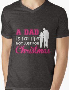 my daddy Mens V-Neck T-Shirt