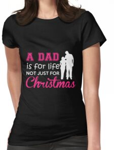 my daddy Womens Fitted T-Shirt