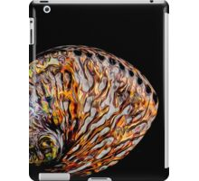 Flame Abalone iPad Case/Skin