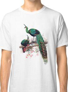 Peacock extravaganza Classic T-Shirt