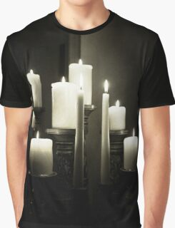 The beauty that is candlelight Graphic T-Shirt