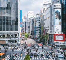 Tokyo Shibuya Sticker