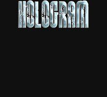 HOLOGRAM, SPACE, RED DWARF, SOLAR, 3D, Science Fiction T-Shirt