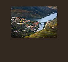 Pinhao town & Douro river - Portugal Unisex T-Shirt