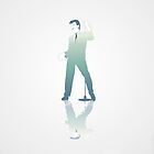 My Hero Is Gone - RIP - David Bowie by Brad Sharp
