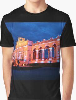The Gloriette, at Schonbrunn Palace, Vienna Graphic T-Shirt