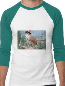 Wrenaissance Man Men's Baseball ¾ T-Shirt