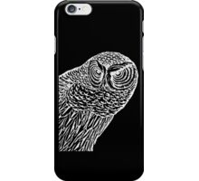 Owl Alert iPhone Case/Skin