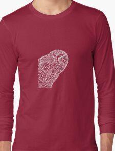 Owl Alert Long Sleeve T-Shirt