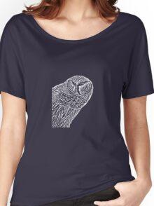 Owl Alert Women's Relaxed Fit T-Shirt