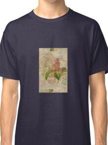 Decoupage lilac iphone Classic T-Shirt
