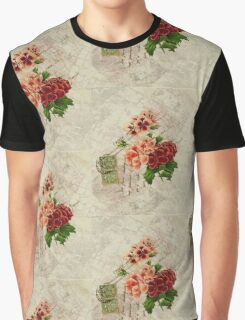 Decoupage 2 Graphic T-Shirt