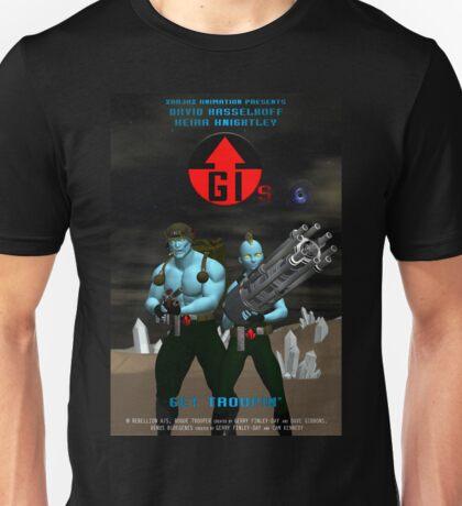 GIs Get Troopin' Unisex T-Shirt