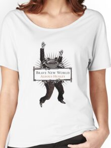 Brave New World Women's Relaxed Fit T-Shirt