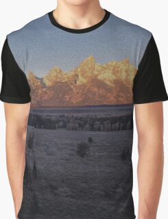 Teton, No. 2 Graphic T-Shirt