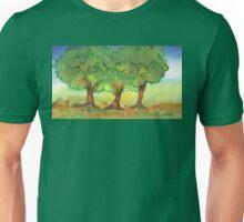 Three Strong Trees Unisex T-Shirt