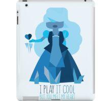 I Play It Cool iPad Case/Skin