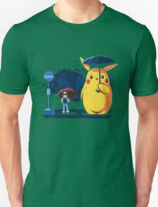 My Neighbour Pikachu Unisex T-Shirt