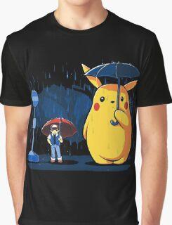 My Neighbour Pikachu Graphic T-Shirt