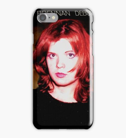 Cait Brennan - Debutante Exclusive Release Day Alternate Universe Cover! iPhone Case/Skin