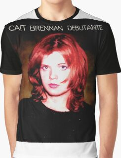 Cait Brennan - Debutante Exclusive Release Day Alternate Universe Cover! Graphic T-Shirt