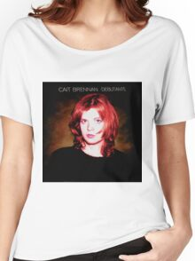 Cait Brennan - Debutante Exclusive Release Day Alternate Universe Cover! Women's Relaxed Fit T-Shirt