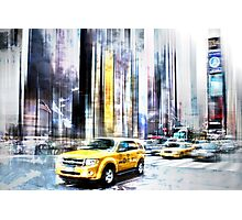 City-Art TIMES SQUARE II Photographic Print