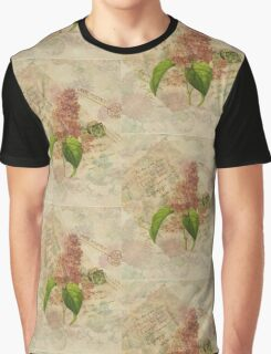 Decoupage 3 Graphic T-Shirt